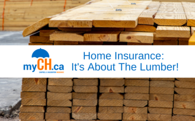 Home Insurance: It's About The Lumber!