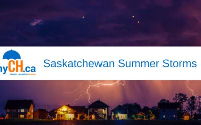 Saskatchewan Summer Storms and Insurance