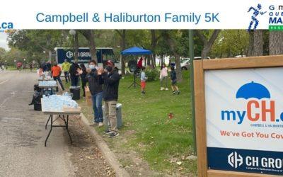 Campbell & Haliburton Sponsored the 2021 Queen City Marathon